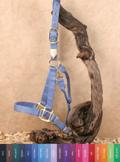 Hamilton Deluxe Halter Riimu