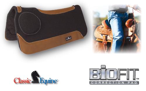 Classic Equine Biofit Correction Pad