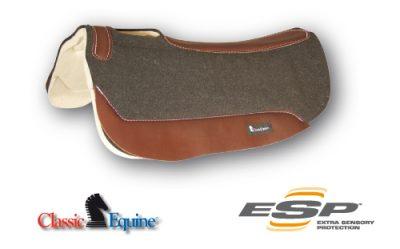 Classic Equine ESP Felt Top Pad Round