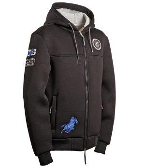 OSWSA Sorrel Unisex Thermo Hooded Jacket Denver Black