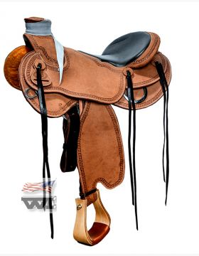 Wade Oldtime Saddle
