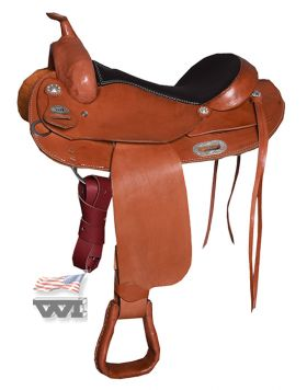The Western Trail Saddle 205