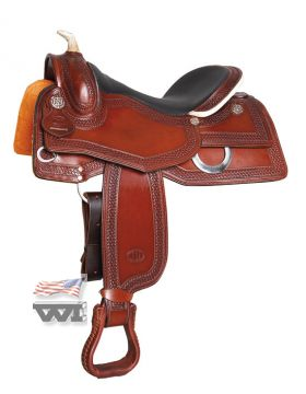Manzillo Reining Saddle