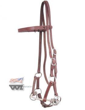 Sidepull Single Rope