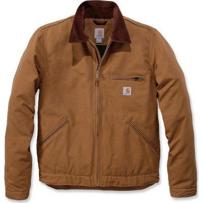 Carhartt Duck Detroit Jacket takki