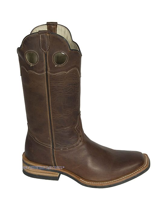 Barkley Grazy Horse Boots