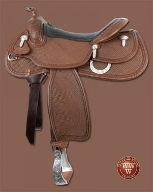 Butterfly Reining Saddle