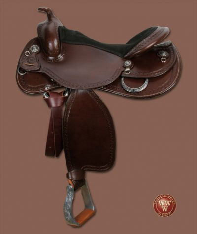 Butterfly Small Reining Saddle