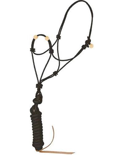Mustang Elite Rope Halter