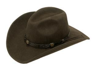 Hattu Crushable Dakota Brown