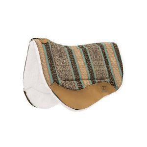 Weaver All Purpose Contoured Barrel Saddle Pad