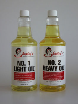 Shapley's Light Oil No 1 & Heavy No 2