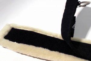 Professional's Choice SMX Comfort-Fit Merinovilla satulavyö
