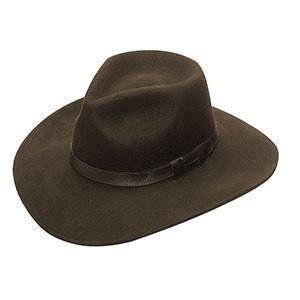 Hattu Crushable Indy Brown