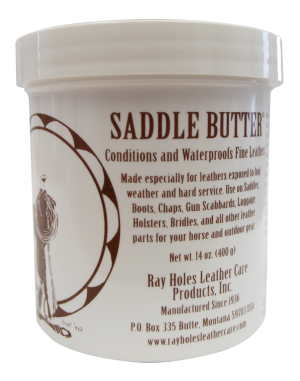 Ray Holes Saddle Butter 400g