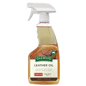 Oakwood Leather Oil