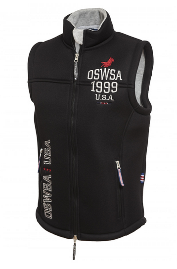 Old Sorrel Unisex Thermo Vest Texas Black Liivi