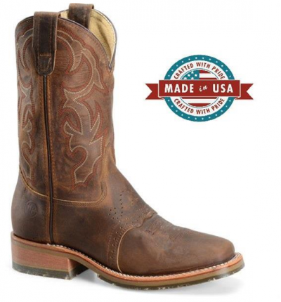 Double-H Roper Boots Jase