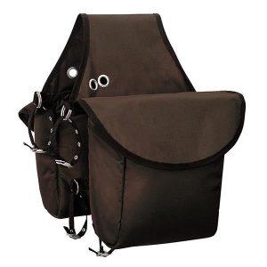 Satulalaukku Insulated Nylon Saddle Bag