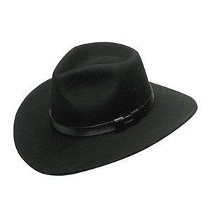 Hattu Crushable Indy Black