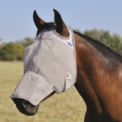Hyönteismaski Fly Mask Crusader with Long Nose