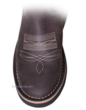 Barkley Classic Rancher Boots Dark Oily