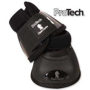 Classic Equine Bell Boots Pro Tech kaviosuojat