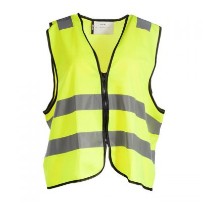 Horze Reflective Safety Zip Vest