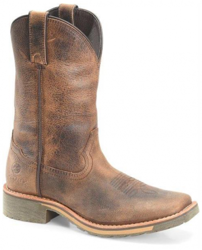 Double-H Womens Roper Boots Trinity