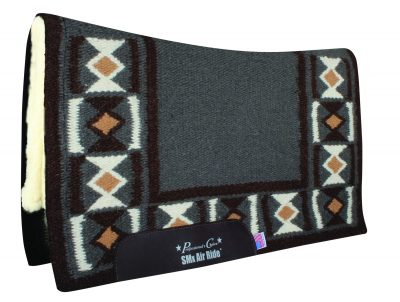 Professional's Choice Comfort-Fit SMx Air Ride Pad Hourglas