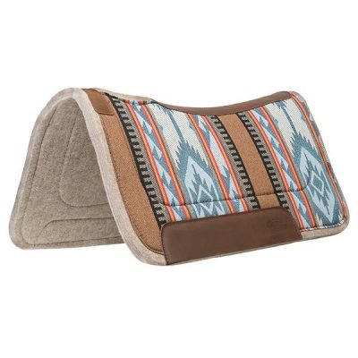 Weaver All Purpose Contoured Wool Blend Felt Saddle Pad