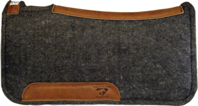 Diamond Wool Contoured Ranch Tough Pad