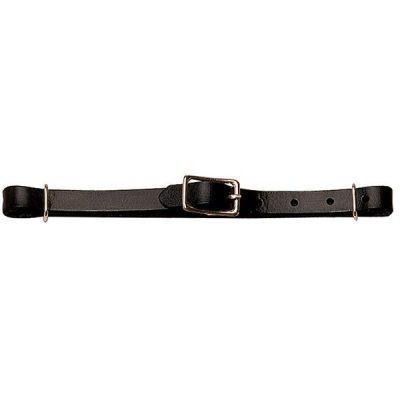 Kuolainremmi Black Straight Bridle Leather