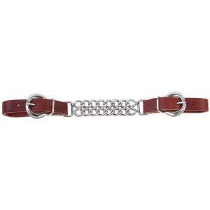 Kuolainketju Double Latigo Leather