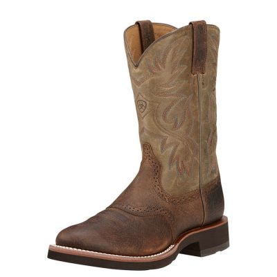 Ariat Men's Heritage Crepe Western Boot