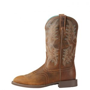 Ariat Women's Heritage Stockman Western Boot