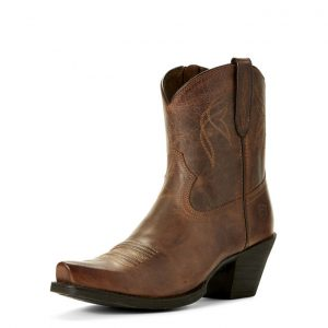 Ariat Women's Lovely Western Boot, Sassy Brown