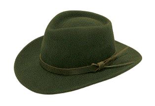 Hattu Crushable Durango Olive