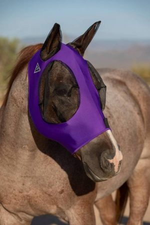 Hyönteismaski Professional's Choice Comfort Fit Fly Mask