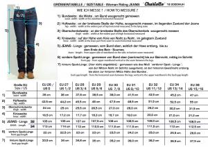 """Farkut OSWSA Women Jeans """"Charlotte"""""""