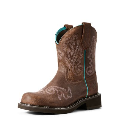 Ariat Women's Fatbaby Heritage Heavenly