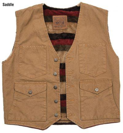 Schaefer Vintage Mesquite Vest Blanket Lined liivi