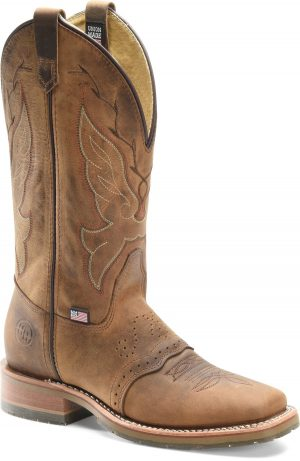 Double-H Womens Boots Charity