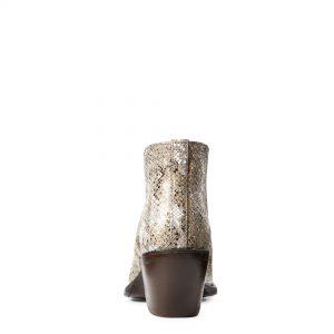 Ariat Women's Dixon Western Boot, Metallic Snake