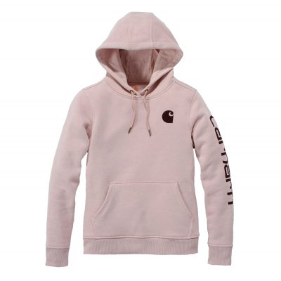 Carhartt Clarksburg Sleeve Logo Hooded Sweat huppari