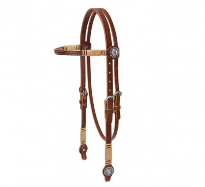 Suitset Rawhide Harness Leather