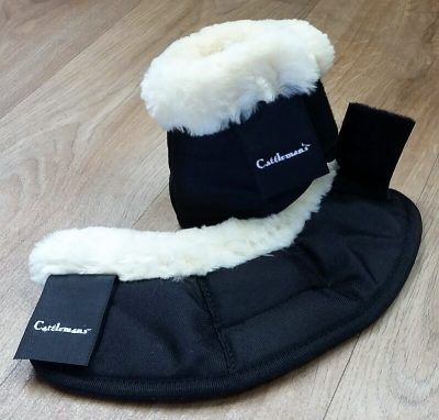Cattleman's Bell boots with Wool kaviosuojat