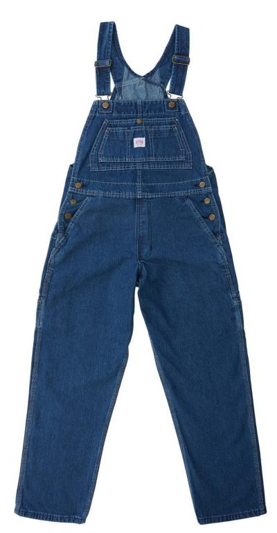 Farkkuhaalarit Key Denim Bib Overall Women's