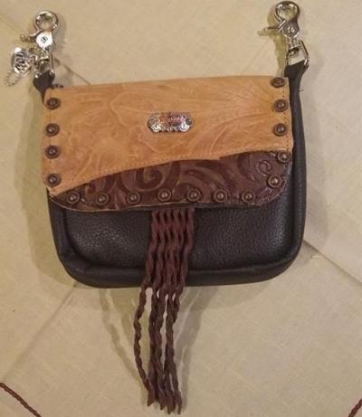 Hip Bag Double Pocket 3.2.3