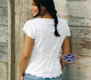 Stars & Stripes Ladies Virginia pusero